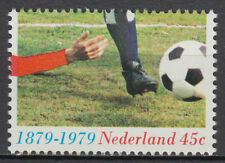 Niederlande 1979 ** Mi.1143 Fußball Football Soccer Sport Game Spiel [st3113]