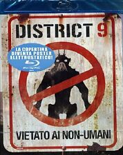 District 9 - Vietato Ai Non Umani (Blu-Ray) SONY PICTURES