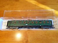 H0 - Fleischmann 5683 K - Schnellzugwagen ABC4ü der DB / DB fast train coach