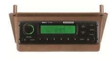 Brand New John Deere 50 Series AM/FM/WB Digital Radio In Brown Bezel 701191 REI