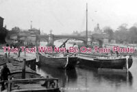 YO 648 - River Ouse & Bridge, York, Yorkshire - 6x4 Photo