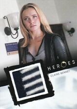 2010 Heroes Archives Relics #3 Claire Bennet