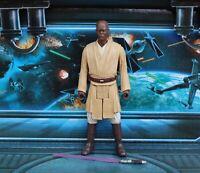 Star Wars FIGURE 2013 SAGA LEGENDS MACE WINDU
