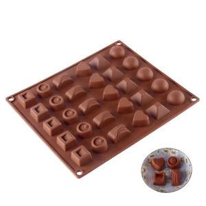 Schokolade Formen Pralinenform Silikon Schokolade Eiswürfel Backform Pralinen