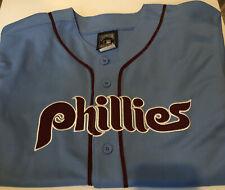 Philadelphia Phillies Victorino 18/20 XL  Majestic COOPERSTOWN JERSEY