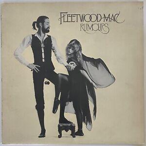 ROCK Fleetwood Mac - Rumours LP vinyl record VG+ 1st press 1977