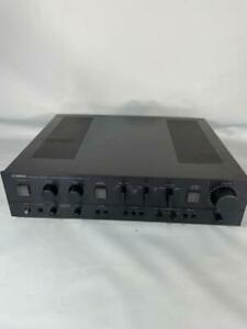 YAMAHA Premaine Amplifier C-4 For parts or not working
