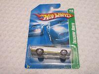 Mattel Hot Wheels Treasure Hunts 2008 '70 Plymouth Road Runner Green & White