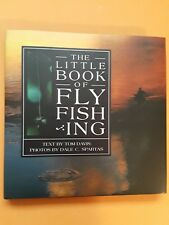 The Little Book of Fly Fishing~Hardbound~by Tom Davis~Lots of Photos
