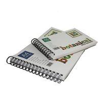 Local Art Pad Botanical Hot press watercolour paper pad 50% cotton Ultra smooth