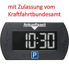 PARK MINI Elektronische Parkscheibe schwarz, Die Parkscheibe mit Zulassung