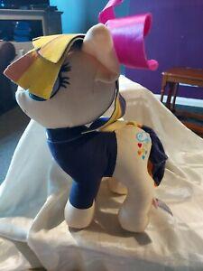 Hasbro My Little Pony Movie 35cm Songbird Serenade Soft Plush Toy Kids Childrens