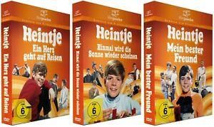 Heintje - Trilogie: Alle 3 Filme von 1969-1970 (Filmjuwelen) [3 DVDs]