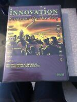 "Innovation ""Summer Gathering"" 2002 Drum & Bass Rave Tape 8 Pack D&B Jungle RARE"