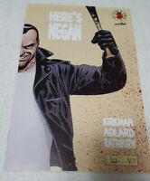 Image Comics 25th - THE WALKING DEAD HERE'S NEGAN 1 - Variant Cover Limited
