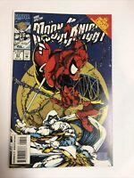 Marc Spector: Moon Knight (1994) # 57 (NM) Signed By Stephen Platt