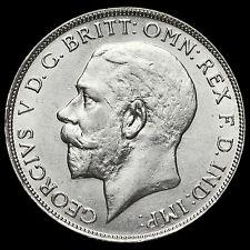 1923 George V Silver Florin, G/EF #5