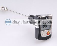 Testo 905-T2 Surface Thermometer With cross-band Probe Temperature Measurement