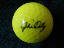 "20  JOHN DALY  ""SIGNATURE YELLOW""  - Golf  Balls - ""PEARL/A""  Grades."