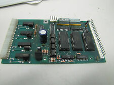 MMI MARATHON MONITORS UNIPRO PROCESS CONTROL CIRCUIT BOARD 810061-01 81006101