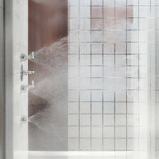 """70ft x 4ft (840"""" x 48"""") frosted glass squares decal VVIVID home office privacy"""