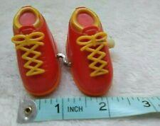 1980 Vintage Tomy Wind-up Phantom Feet Toy Sneakers Walking Toys