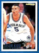 1994-95 Fleer JASON KIDD (ex-mt) Dallas Mavericks Rookie