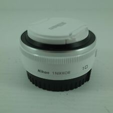 Nikon 10mm F/2.8 Lens for J1 J2 J3 J4 J5 V1 V2 V3 (White)