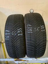 2x Ganzjahresreifen Michelin CrossClimate+ 205/55 R16 91H M+S 235 5,5mm