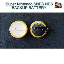 3V Tabbed CR2032 Save Battery For N64 Megadrive SNES NES Games with 2Pins