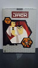 ** Samurai Jack - Season 1 (DVD) - Cartoon Network - Free Shipping!
