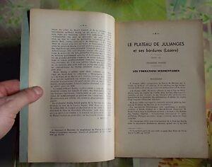 Bulletin du Laboratoire de Géologie et de Préhistoire du Musée de Mende 1963