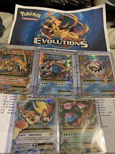 XY Evolutions Mega EX Bundle - PSA9/10?