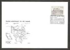 Estland 1994 Estonia Toolse castle FDC  Mi 223