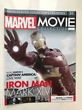 MARVEL MOVIE COLLECTION #31 Iron Man Mark XLIV figurine EAGLEMOSS French NUOVO