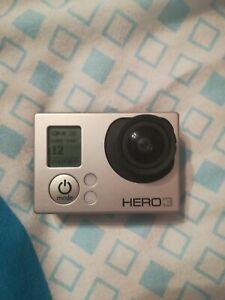 GoPro Hero 3 Silver