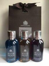Molton Brown Ladies Shower Gel Gift Set (3 x 100ml) Suede Orris/Templetree - NEW