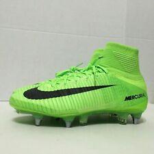Nike Nike Anti-Clog Green Soccer Shoes