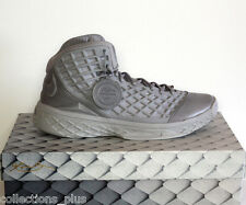 Nike Zoom Kobe 3 III FTB Fade to Black Mamba Size 11 Matte Silver 869453-004 DS