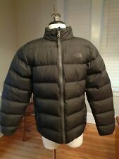 THE NORTH FACE 550 fill goose down puffer jacket boy's size XL (18-20)
