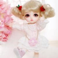 "1/8 Resin BJD MSD Doll Lifelike Dolls Joint Dolls Women Girl Gift Lati Pero 6"""
