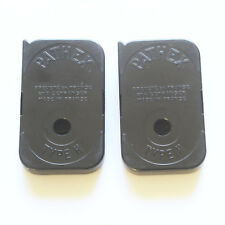 2x-Pathex-Pathé 9.5 mm-Type H-charger- cartridge