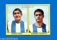 # CALCIATORI PANINI 1966-67 - Figurina-Sticker - FAZZI-FASCETTI SAVONA -Rec
