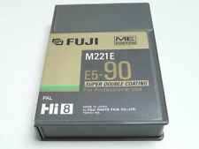 Fuji Camcorder Tapes and Discs