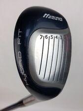 Mizuno Hybrid Fit Golf Club HF Attack Angle System Stiff Graphite Shaft GP TV Gr