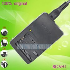Genuine Original Sony BC-VH1 Charger For NP-FP71 NP-FP90 NP-FH30 Battery DSC-HX1