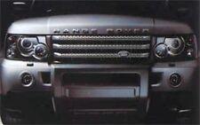 Grille Guard-Sport A-Frame Protection Bar LAND ROVER OEM VUB501980