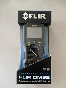 FLIR DM92 Industrial DMM with LoZ and VFD Filter