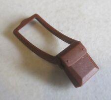 Lego Indiana Jones SATCHEL Bag Pouch Reddish Brown Minifigure Accessory