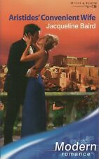 Aristides' Convenient Wife by Jacqueline Baird (Paperback, 2007)